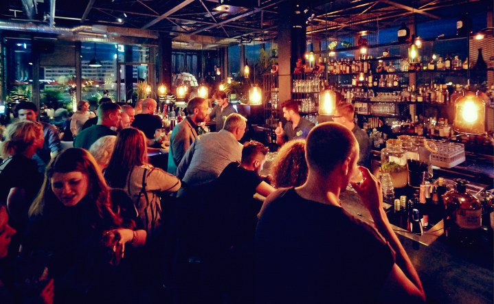 Restaurants & Bar in Berlin | NENI & Monkey Bar