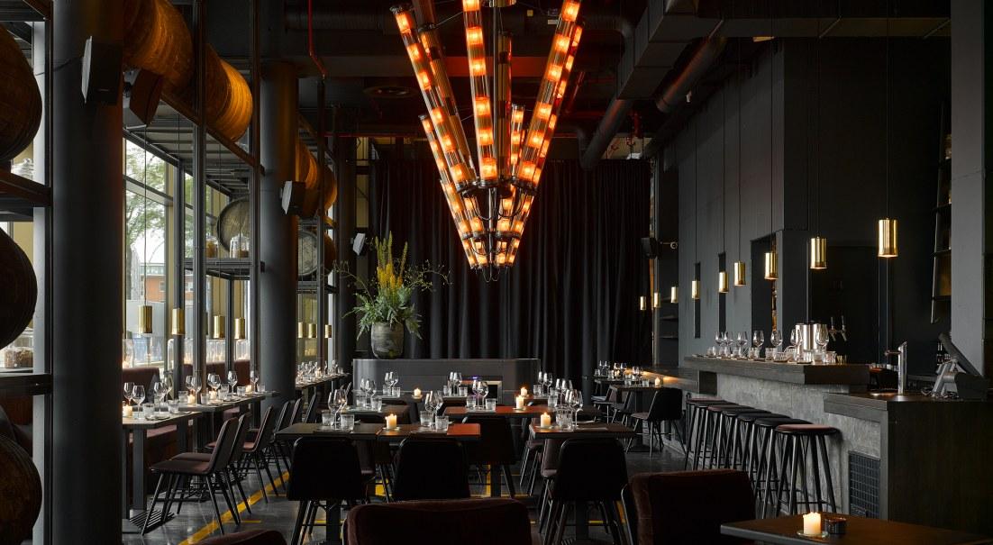 heimat restaurant im 25hours Hotel Hamburg HafenCity | Jetzt ...