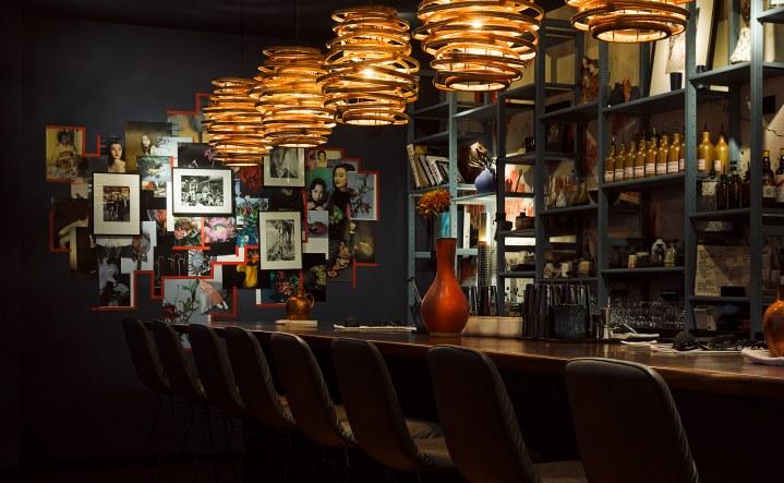 restaurants bar in frankfurt chez ima oost bar goldman restaurant. Black Bedroom Furniture Sets. Home Design Ideas