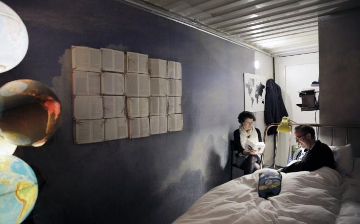 25hours hotel m nchen the royal bavarian jetzt buchen. Black Bedroom Furniture Sets. Home Design Ideas